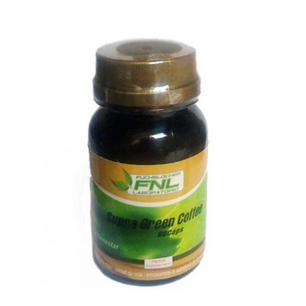 Supra Green Coffee 60 Caps 300 mg Green Coffee