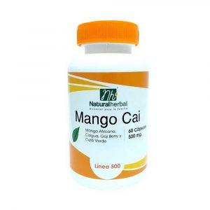 Mango Cai 60 Caps 500 mg African Mango