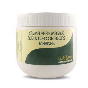 Crema Reductora con Algas Marinas 500 gr Aceites y Cremas Reductoras