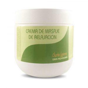 Crema de Masaje de Relajación 500 gr Aceites y Cremas Reductoras