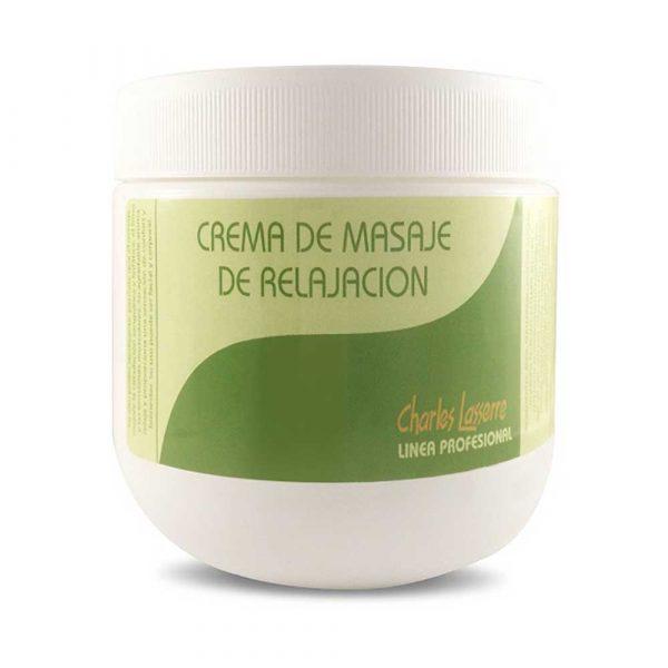 Crema de Masaje de Relajación 500 gr Aceites y Cremas Reductoras [tag]