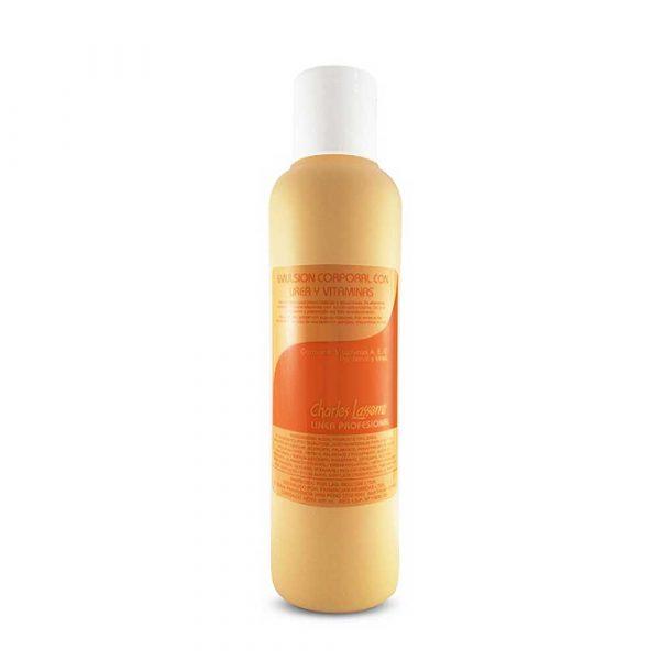 Emulsión Corporal con Urea y Vitaminas 250 ml Aceites y Cremas Reductoras