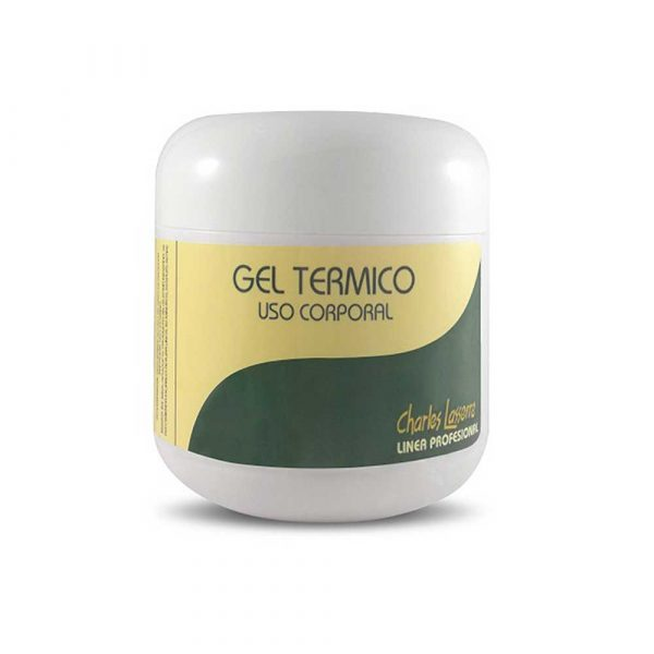 Gel Térmico 500 gr Aceites y Cremas Reductoras